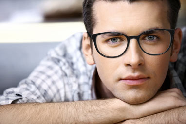 Really Retro Male Frames
