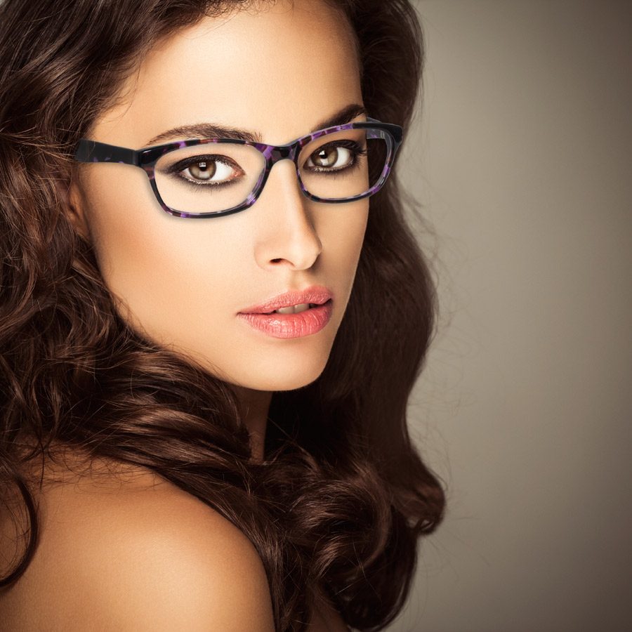 Sleek-Unique-Female-Eyeglass-Frames